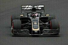Formel 1, Haas-Probleme in Ungarn: Autos komplett verschieden