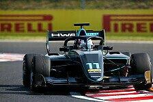 Formel 3: HWA verpflichtet Fittipaldi, Doohan und Hughes