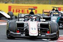 Formel 2 Monza: Ilott-Pole nach zwei Crash-Abbrüchen