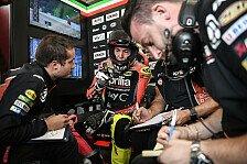 MotoGP - Espargaro sauer: Aprilia mit altem Bike beim Test