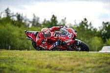 MotoGP Brünn - Dovizioso: Rennen perfekt, aber nicht gut genug