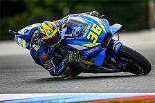 Joan Mir: Lungenquetschung nach Crash beim MotoGP-Test in Brünn