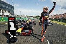 Formel-1-Zeugnis: Max Verstappens Saison-Fazit 2019