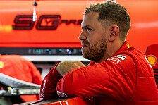 Formel 1, Sebastian Vettel enttäuscht 2019: Seine Selbstkritik