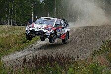 WRC Rallye Finnland 2019: Tänak gewinnt vor Lappi und Latvala