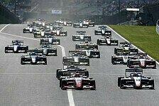 Formel 3 2020: Alle Fahrer und Teams in der Übersicht