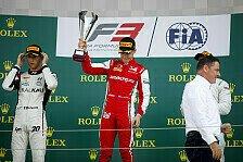 Formel 3 2019: Ungarn GP - Rennen 9 & 10