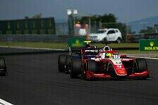 Formel 2 Ungarn: Mick Schumacher feiert ersten Sieg