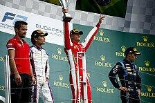Formel 2 2019: Ungarn GP - Mick Schumachers 1. Formel-2-Sieg