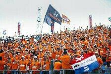 Formel 1 Kalender 2020: Zandvoort-Comeback auf 2021 verschoben
