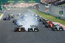 Formel 1 hofft für 2020: Rennen in Sommerpause, Triple-Header