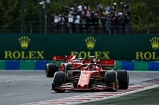 Formel 1, Leclerc verteidigt Ferrari-Strategie: Vettel besser