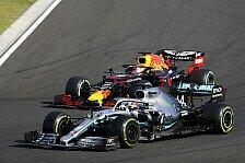 Formel 1 Ungarn: Hamilton siegt in Gigantenduell vs. Verstappen