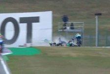 MotoGP - Morbidelli nach Kollision: Fairplay keine Zarco-Stärke