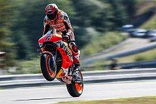 MotoGP Live-Ticker Brünn: Reaktionen zum Training