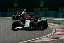 Formel 1 Ungarn: Kimi Räikkönen feiert fast perfektes Rennen