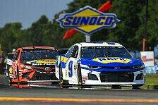 NASCAR Watkins Glen: Elliott gewinnt irres Duell gegen Truex