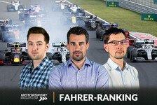 Formel 1 Ungarn - Fahrernoten: Enger Fünf(!)kampf um den Sieg
