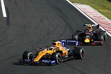 Formel 1 Ungarn - McLaren feiert: Sainz vor Red Bull, Mercedes