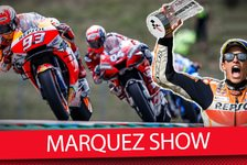 MotoGP - Video: MotoGP-Brünn: Marquez-Gegner gehen die Ideen aus - Analyse-Talk