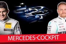 Formel 1 - Video: Bottas vs. Ocon: Wer bekommt das Mercedes-Cockpit?