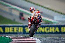 Die MotoGP verzweifelt an der Marquez-Pole: Verdammter Houdini