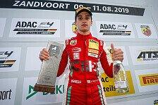 ADAC Formel 4: Famularo feiert ersten Sieg