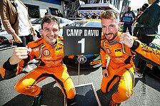 ADAC GT Masters: Bortolotti/Engelhart stürmen zum ersten Sieg