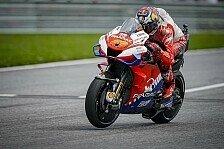 Jack Miller: Hätte mit Dovizioso und Marquez mithalten können