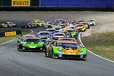 ADAC GT Masters: Grasser Racing in Zandvoort mit Verstärkung