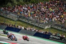 MotoGP Live-Ticker Spielberg: Reaktionen zum MotoGP-Chaos