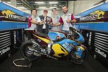 Moto2: Alex Marquez verlängert für 2020 bei Marc VDS