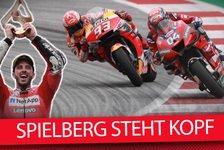 MotoGP - Video: We Love MotoGP! Das Spielberg-Wochenende in der Analyse