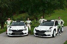 WRC Deutschland: Nationale Rallye-Asse fordern die Weltelite