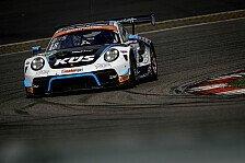 ADAC GT Masters: Porsche-Doppelspitze im ersten Training