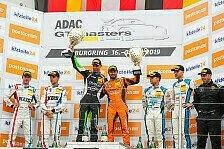 Doppelsieg von Orange1 by GRT Grasser beim ADAC GT Masters
