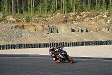 MotoGP - Video: MotoGP, Video: Erste Runden auf dem Kymi Ring in Finnland