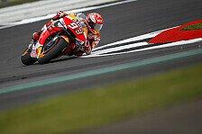 MotoGP Silverstone 2019: Marquez holt Pole nach Taktikspielchen