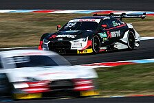 DTM Nürburgring: Audi-Sextett im Training vorn - Aston ohne Tür