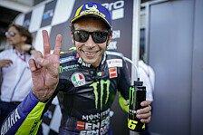 MotoGP: Valentino Rossi offen für Wechsel ins Petronas-Team