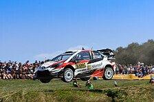 WRC Rallye Deutschland 2019: Tänak feiert dritten Sieg in Folge