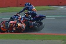 MotoGP Silverstone: Zarco nach Oliveira-Abschuss bestraft