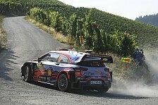 WRC Rallye Deutschland 2020 wegen Coronavirus-Pandemie abgesagt