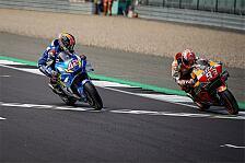MotoGP-Analyse: Rins wird in Silverstone zum Taktik-Genie