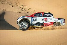 Dakar-2020-Vorbereitung: Fernando Alonso gibt Rallye-Debüt