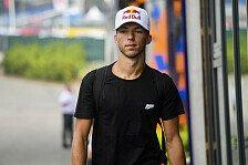 Formel 1, Gasly: Red-Bull-Rausschmiss ohne Vorankündigung