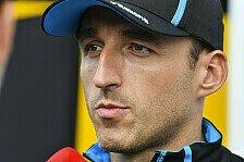 Formel 1, Alfa Romeo: Kubica soll Trainingseinsätze bestreiten