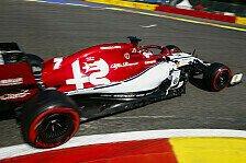 Formel 1 Spa, Räikkönen gibt Entwarnung: Reicht zum Fahren