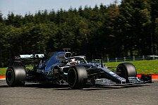 Formel 1 - Video: Mercedes erklärt: Wie generiert ein F1-Wagen Abtrieb?