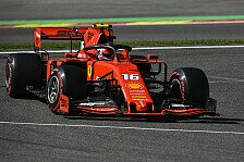 Formel 1 Ticker-Nachlese Spa 2019: Ferrari dominiert Trainings